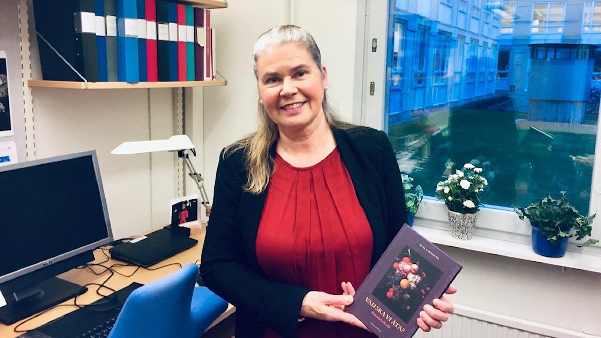 Anna T Höglund, docent i etik vid Uppsala universitet.