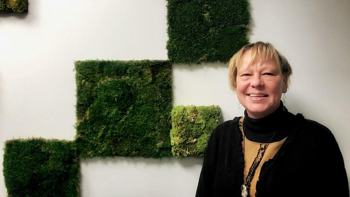 Inger Näslund är rådgivare i marina frågor och fiske på WWF.