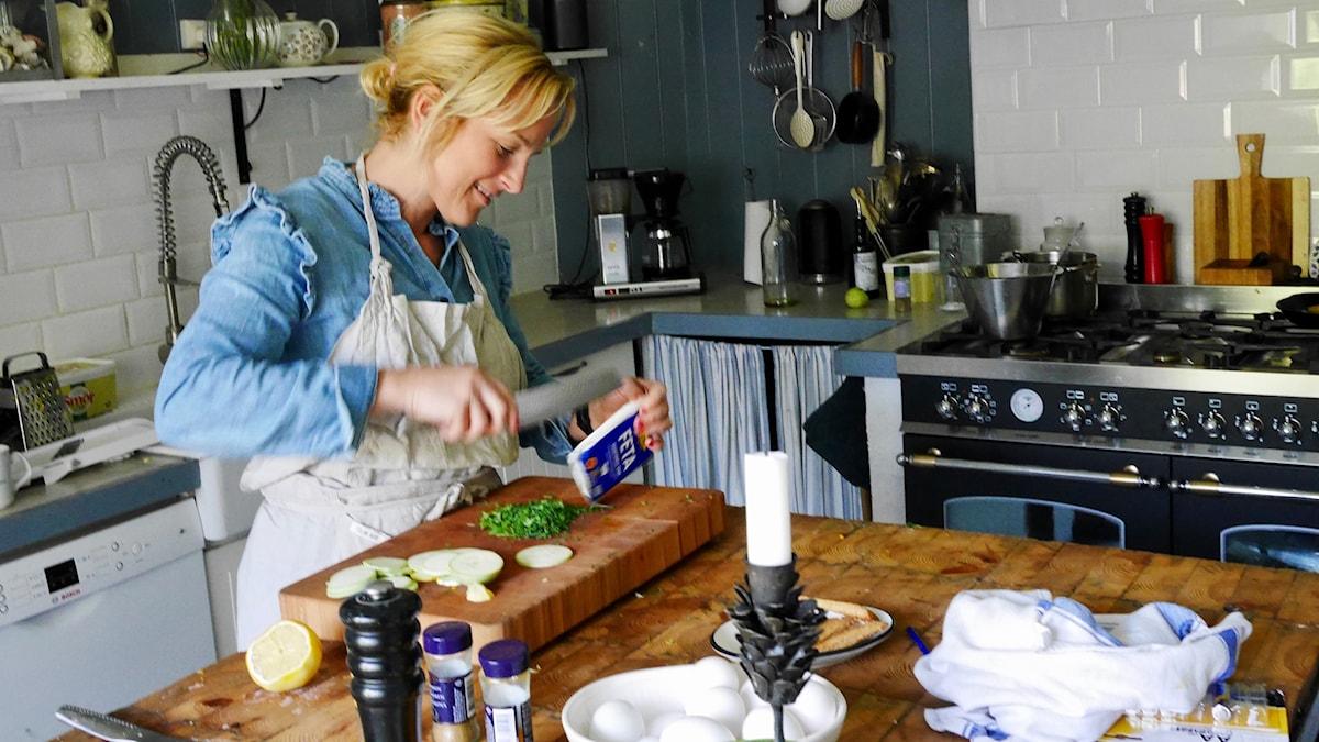 Matskribenten och kocken Lisa Lemke får oss nyfikna på squash.