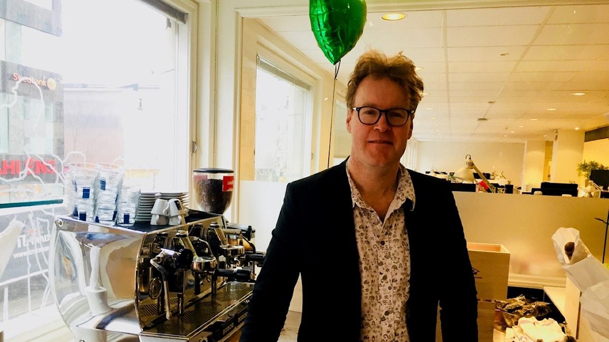 Trendspanaren Lennart Wallander spår om maten 2018.