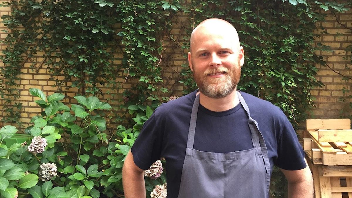 Johan Björkman letar nya smaker genom att använda gamla tekniker.
