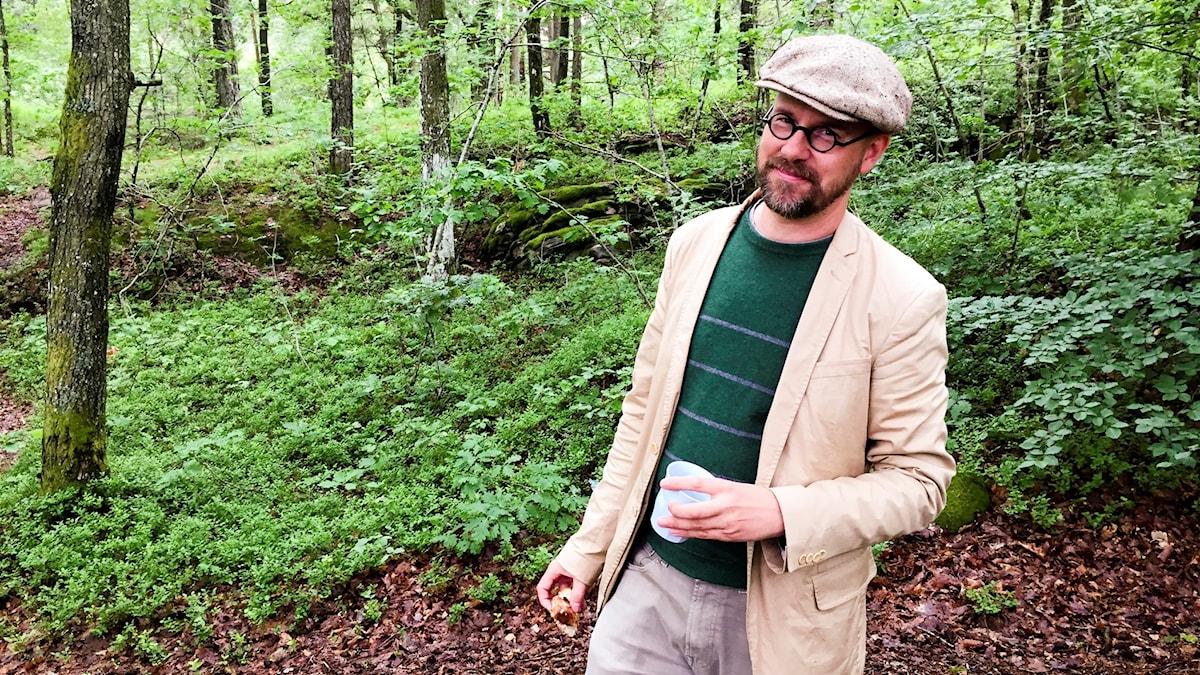 Jens Heimdahl berättar om vilken roll bär spelade i Sverige förr.