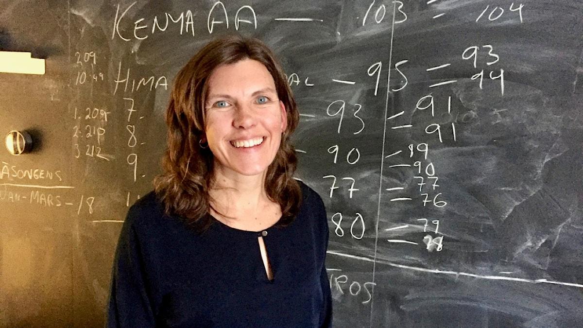 Anna Nordström är bäst på kaffe i Sverige.