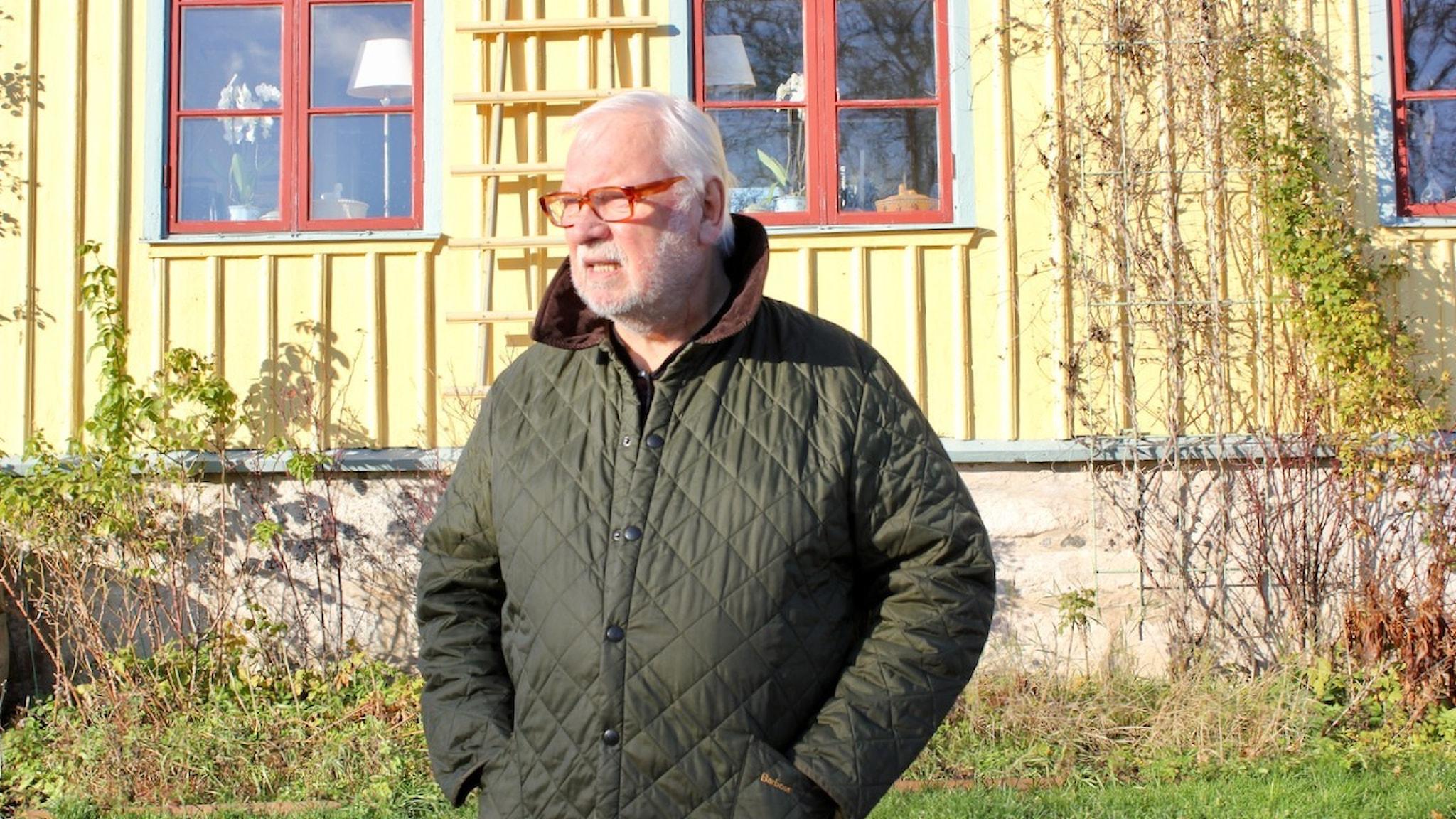 Leif Mannerström berättar hur det var att arbeta på statliga restauranger.