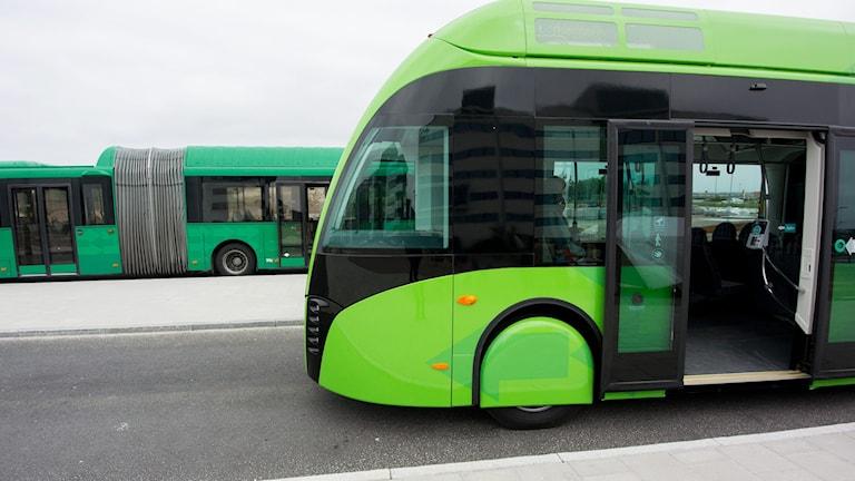 bussar i Malmö