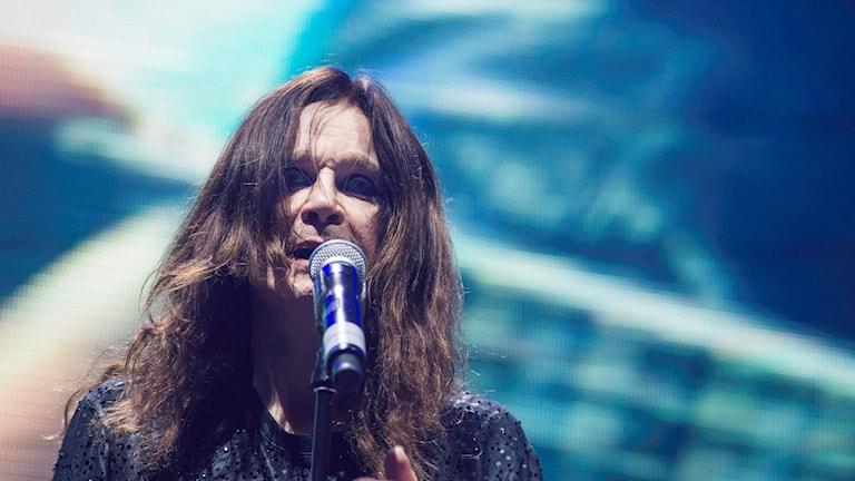 Ozzy Osbourne. Arkivbild.