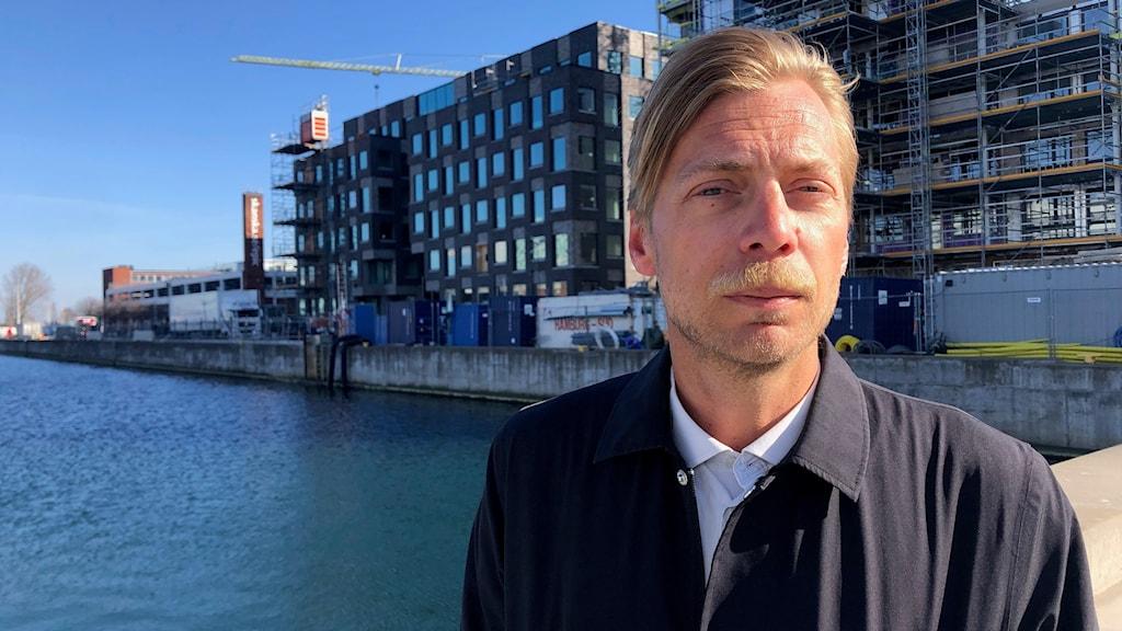Martin Grander, bostadsforskare
