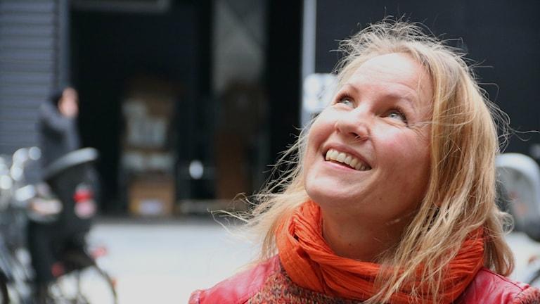Carita Boronska, musikproducent, musiker, sångerska, artist, röstcoach.