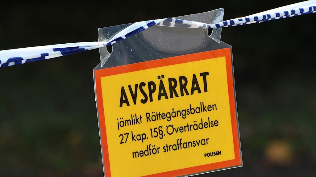 En butik på Revingevägen i Södra Sandby utsatt för rån.