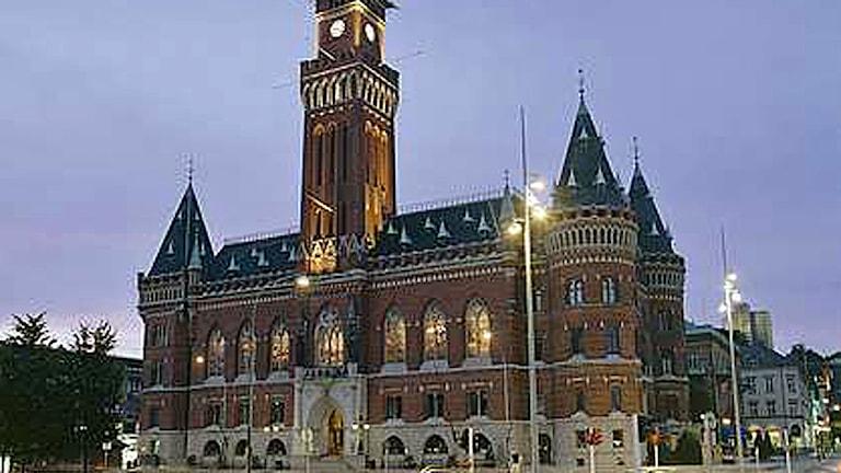 Rådhuset i Helsingborg. Foto: Ole Jais/Helsingborgs stad