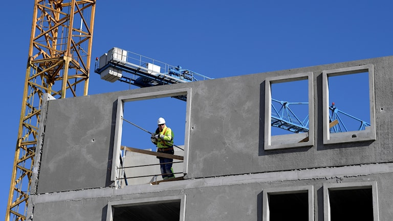 Although more homes are being built in Sweden, house prices are still at an all-time-high.