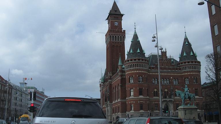Helsingborgs stad måste berätta mer om planerna för det nya H+-området, anser Länsstyrelsen. Foto: SVT Bild