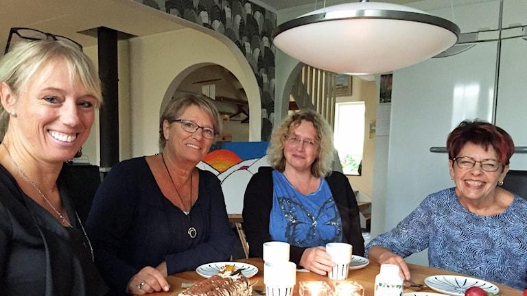 40-årig vänskap firas i Höganäs.