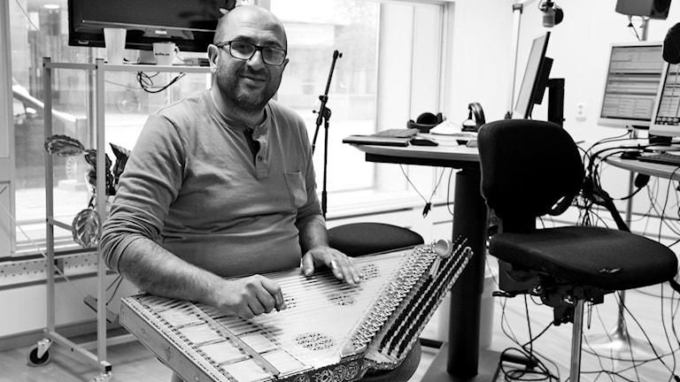 Nabil Kassis, syrisk internationellt känd musiker.