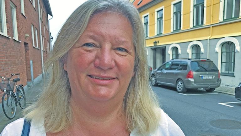 Eva-Marie Jeppson tog körkort för 40 år sedan.