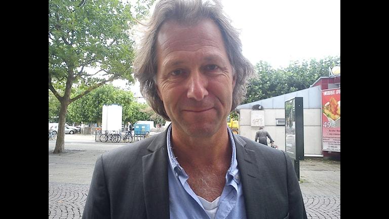 Malmöfilmaren Fredrik Gertten. Foto: David Richter/SR