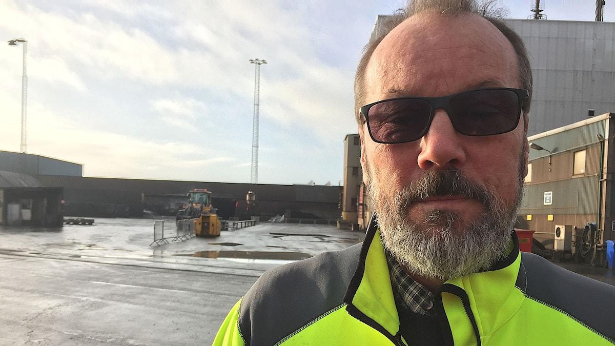 Per-Anders Hjort, projektledare