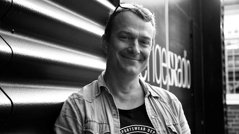 Patrik Sandgren, musiketnolog.