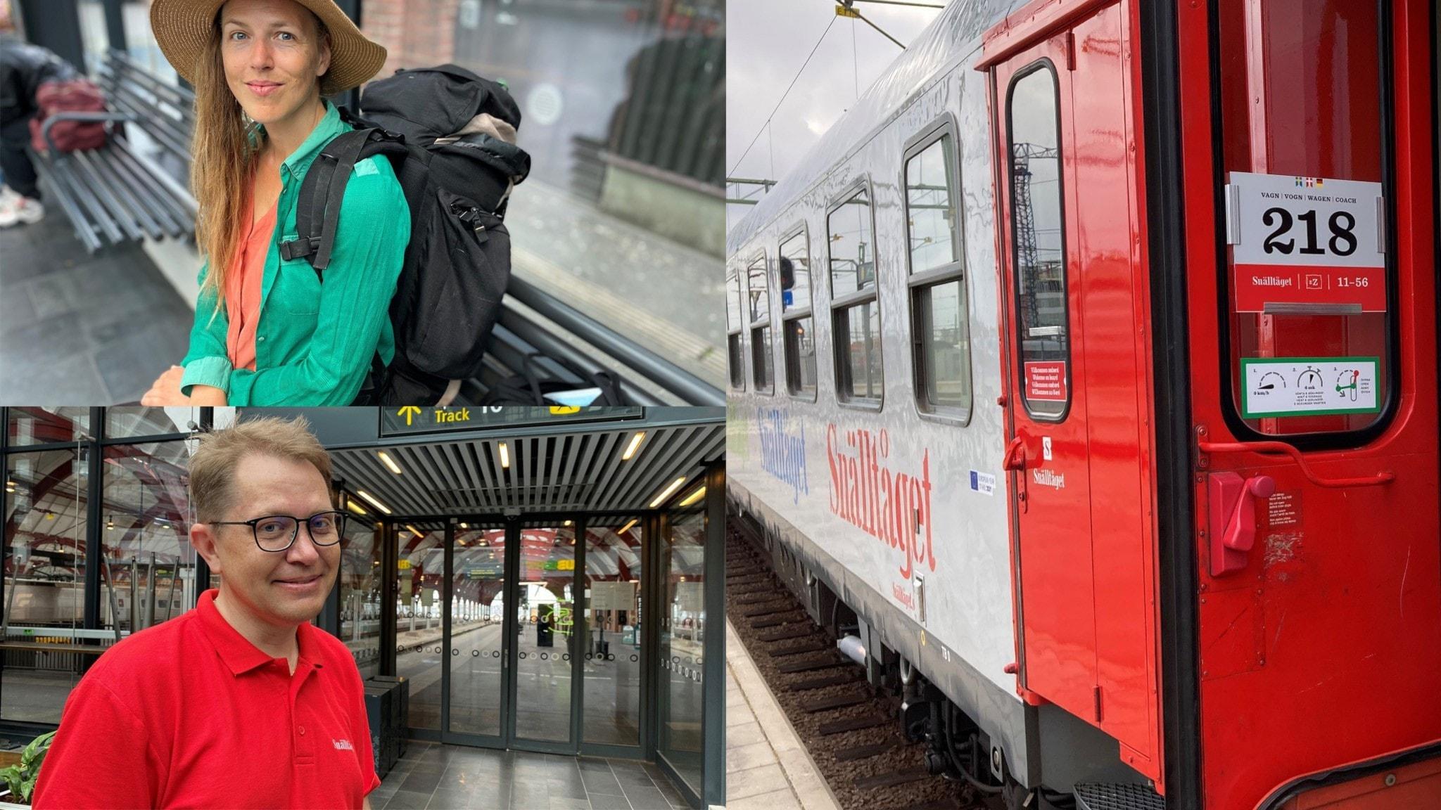 Sverige inte längre riskland – nattåget rullar till Berlin
