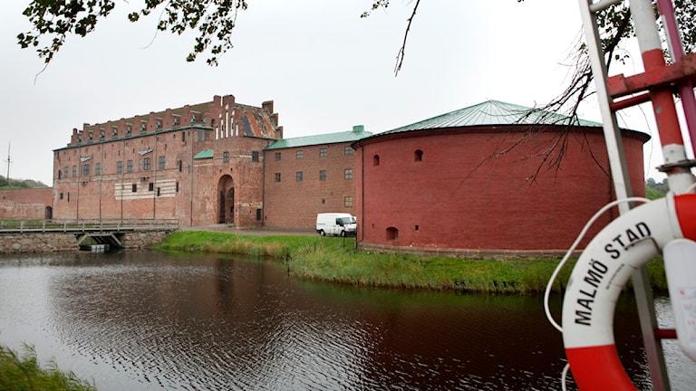 Malmö konstmuseum, som finns på Malmöhus slott, satsar på Max Walter Svanberg. Foto:Drago Prvulovic / Scanpix
