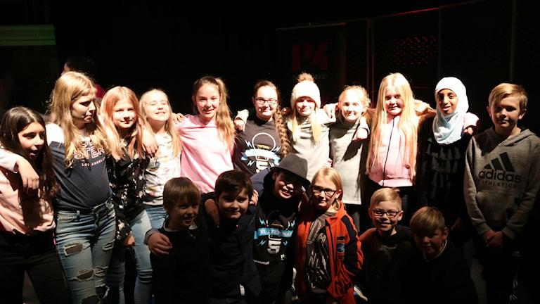 Klass 5A Kunskapsskolan Lund
