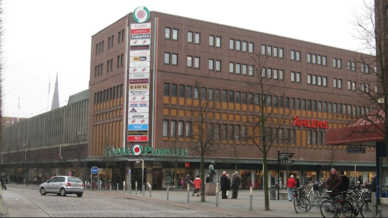 Söderpunkten i Helsingborg. Foto: Bosse Johansson/Sveriges Radio