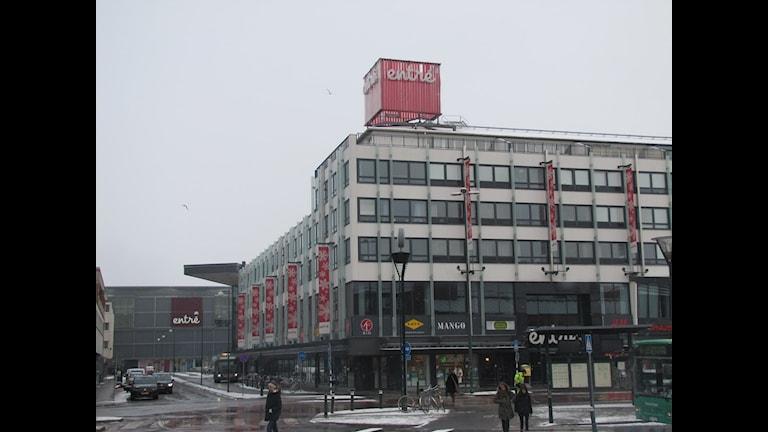 Entré är en tänkbar plats för ett nytt konstmuseum i Malmö