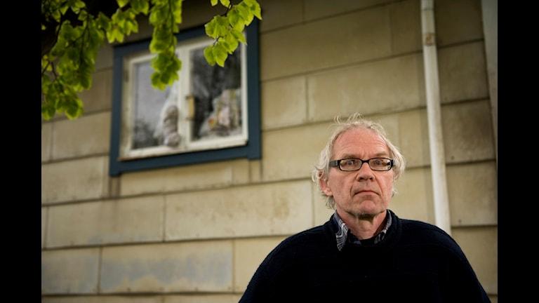 Lars Vilks. FOTO: BJÖRN LINDGREN / SCANPIX