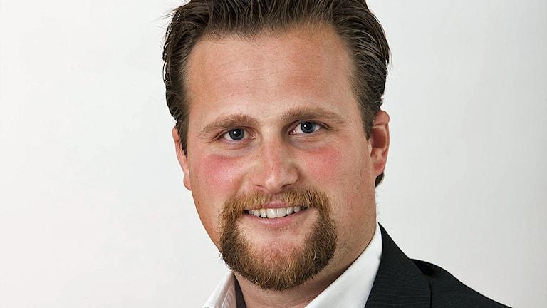 Carl-Johan Sonesson, moderat regionråd.