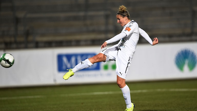 Anja Mittag, FC Rosengård