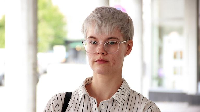 Lo Hedengran från Trans och tjejjouren.