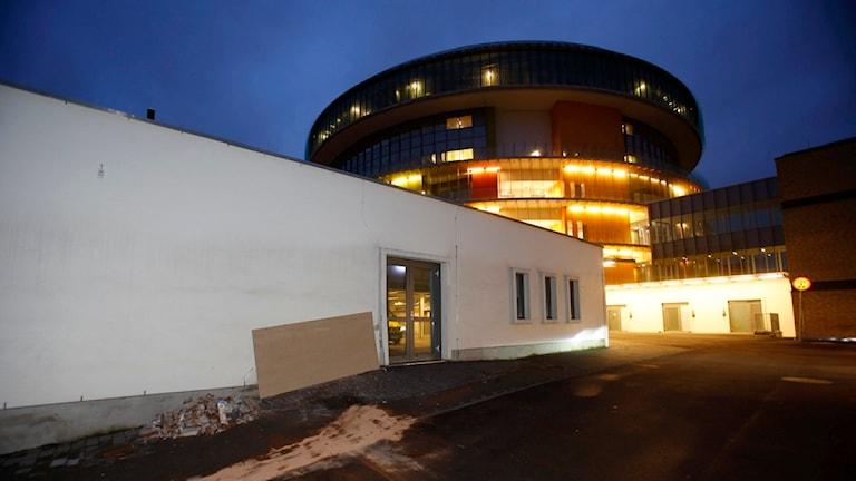 Akutmottagningen Skånes universitetssjukhus