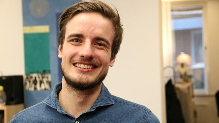 William Persson ger ut sin tredje bok om Helsingborgs historia.