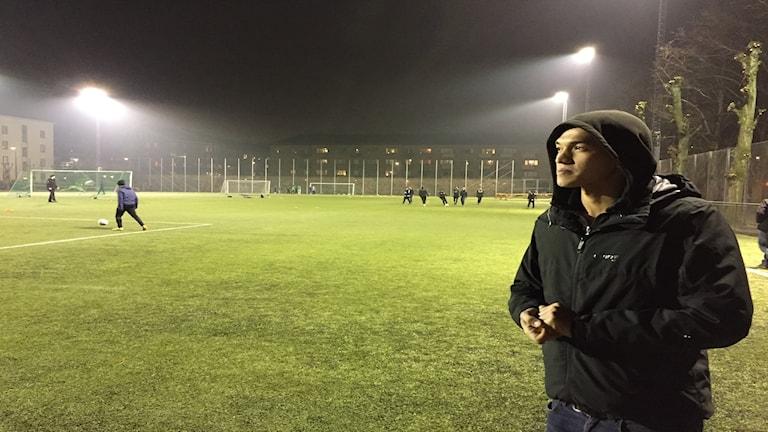 muhamed fotboll
