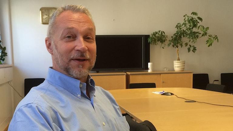 Bengt Greiff, Arbetsförmedlingen.