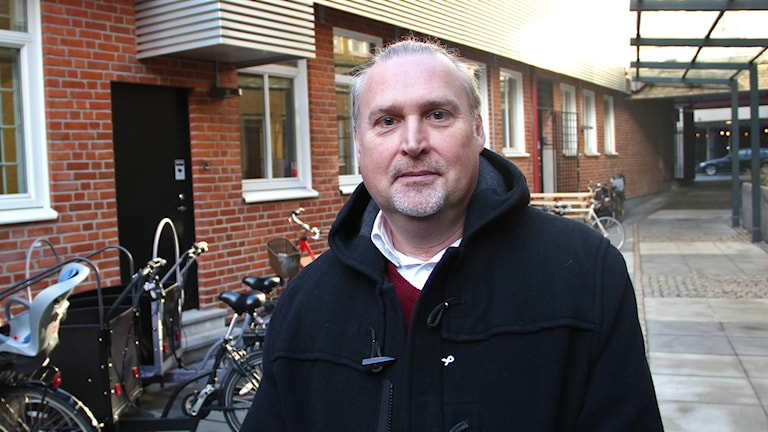 Mats Molt, regional chefsläkare.