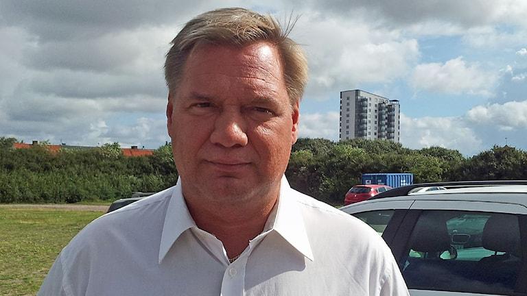 Kommunstyrelsens ordförande i Höganäs Peter Kovacs.