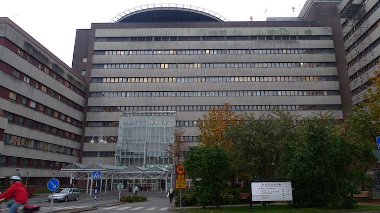 Skånes universitetssjukhus i Lund