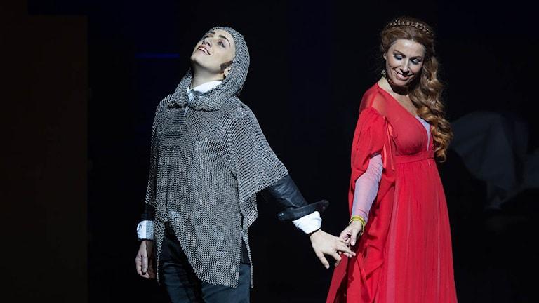 Ur föreställningen på Malmö Opera