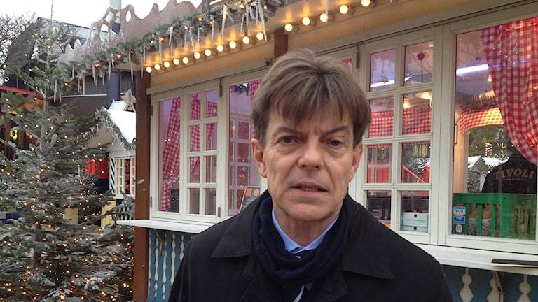 Vd Lars Liebst på Tivoli