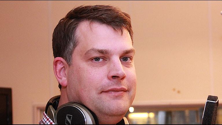 Andreas Schönströn (S),  kommunalråd i Malmö. Foto: Lars Ekman/Sveriges Radio