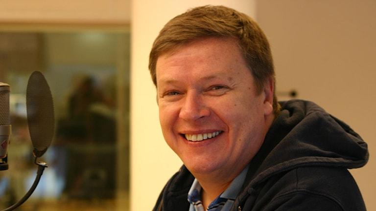 Anders Aldgård. Foto: Lars Ekman/Sveriges Radio