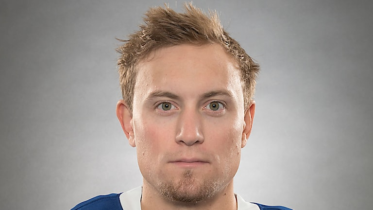 Jens Jakobs, hockeyspelare i Malmö Redhawks, tidigare i Leksand. Foto: Stig Kenne/TT