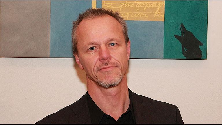 Claes Jeppsson, MKB. Foto: Lars Ekman/Sveriges Radio