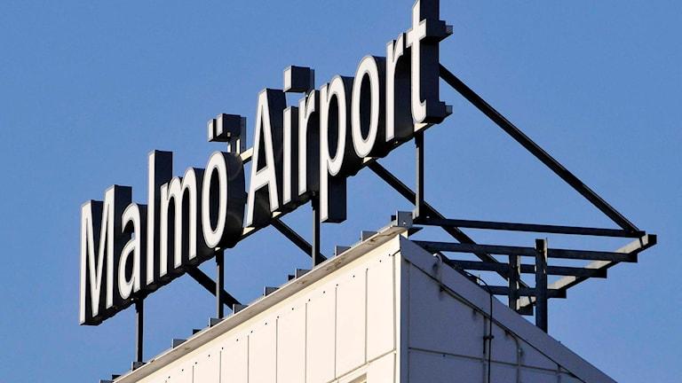 Malmö Airport. Foto: Johan Nilsson/TT.
