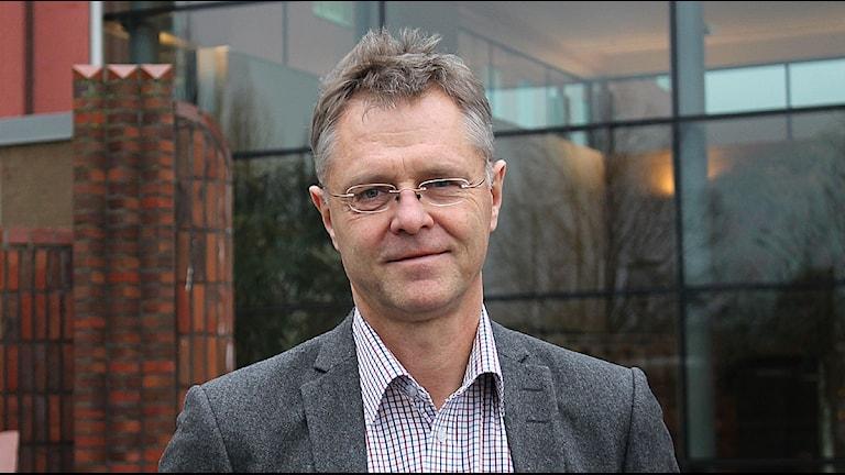 Björn Zackrisson, förvaltningschef Skånevård Sund. Foto: Malin Thelin/Sveriges Radio