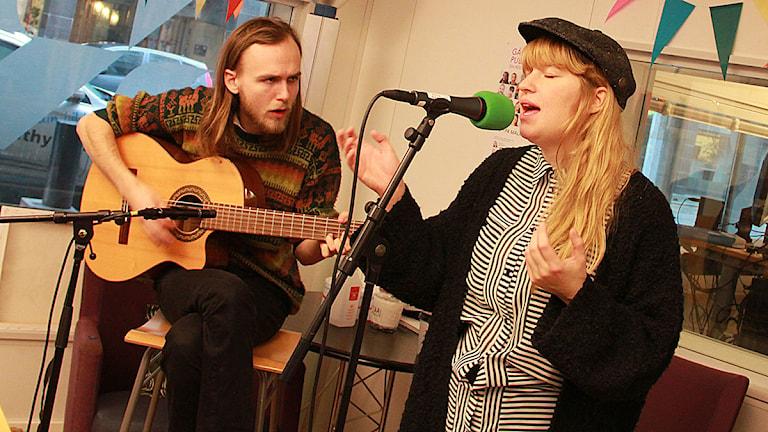 Feivel. Foto: Felicia Frithiof/Sveriges Radio