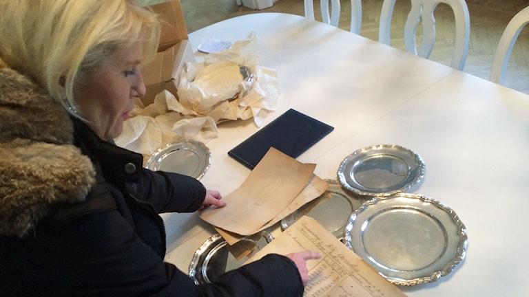 Marianna Lilja Wittbom vd på stuteriet i Flyinge