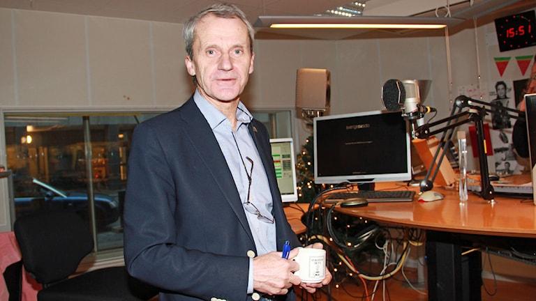 Regiondirektör Jonas Rastad