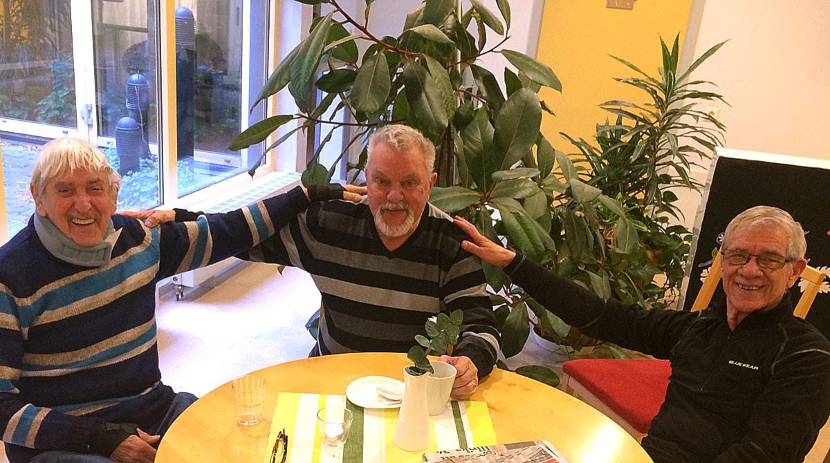 ldre mr bra av att trffas - P4 Malmhus | Sveriges Radio